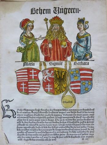 Schoffer P; Cronecken der Sassen - 350