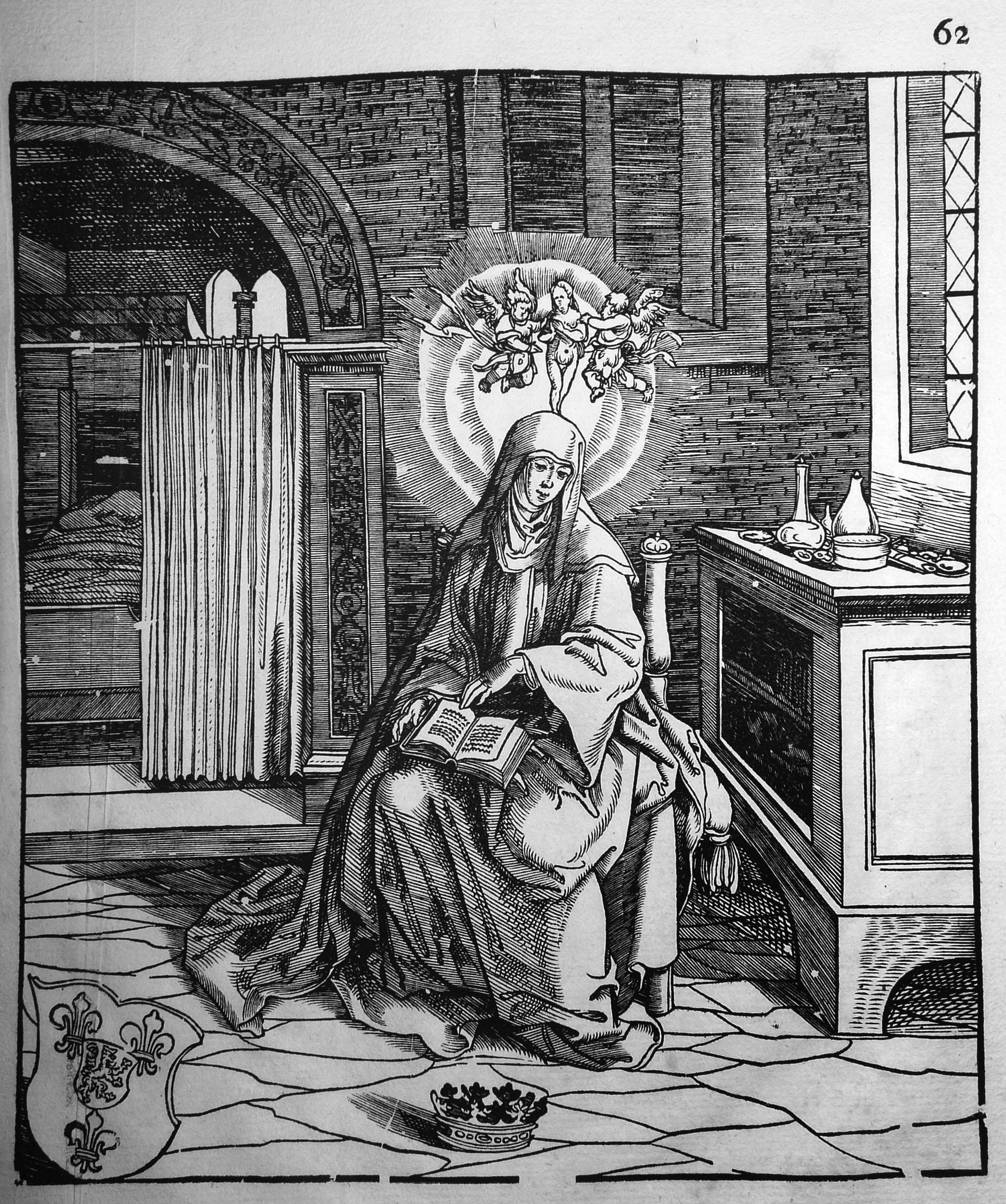 Beck L; Heilige Irmina