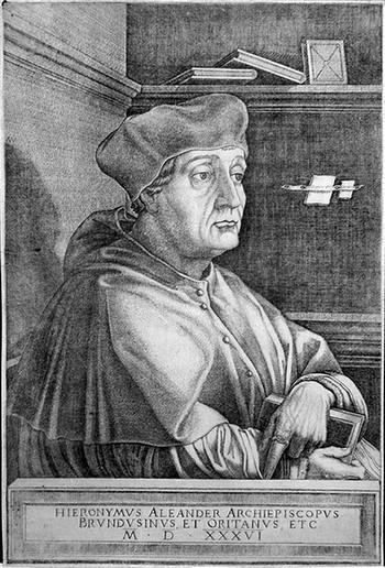 De Musi A; L'arcivescivo di Brindisi - 350