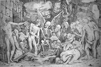 Dente M; Gli scheletri - 350