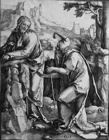 Van Leyden L; La tentazione di Cristo - 350