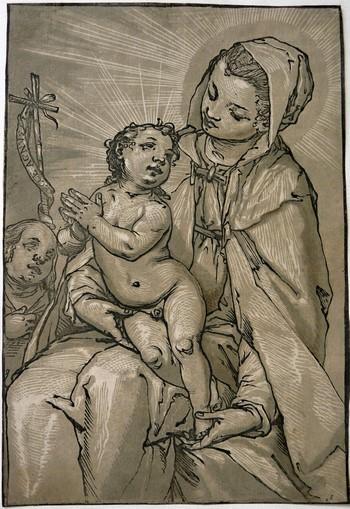 Andreani A; La santa Vergine - 350