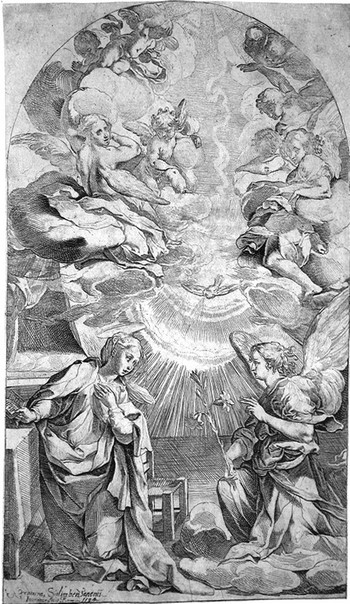 Salimbeni V; Annunciazione - 350