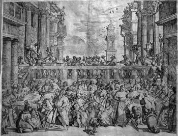 Vanni G B; Le nozze di Cana - 350