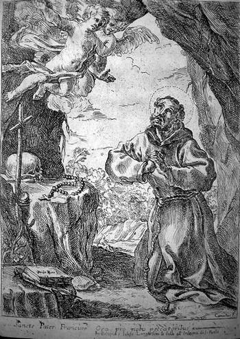 Canuti DM; San Francesco d'Assisi - 350