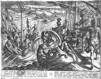 Tempesta A; Battaglia navale - 350