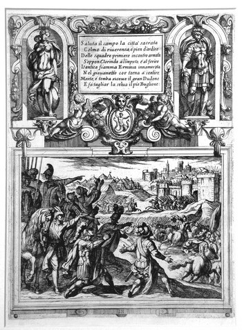 Tempesta A; La Gerusalemme Liberata, ( III ) - 350