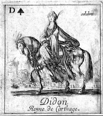 Della Bellla S; Didone regina di Cartagine - 350