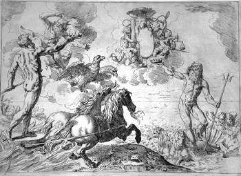 Cantarini S; Omaggio al Cardinale Borghese - 350