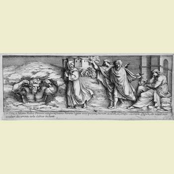 Bartoli P Santi; Cum Petrus, ac Iulianus.. - 350