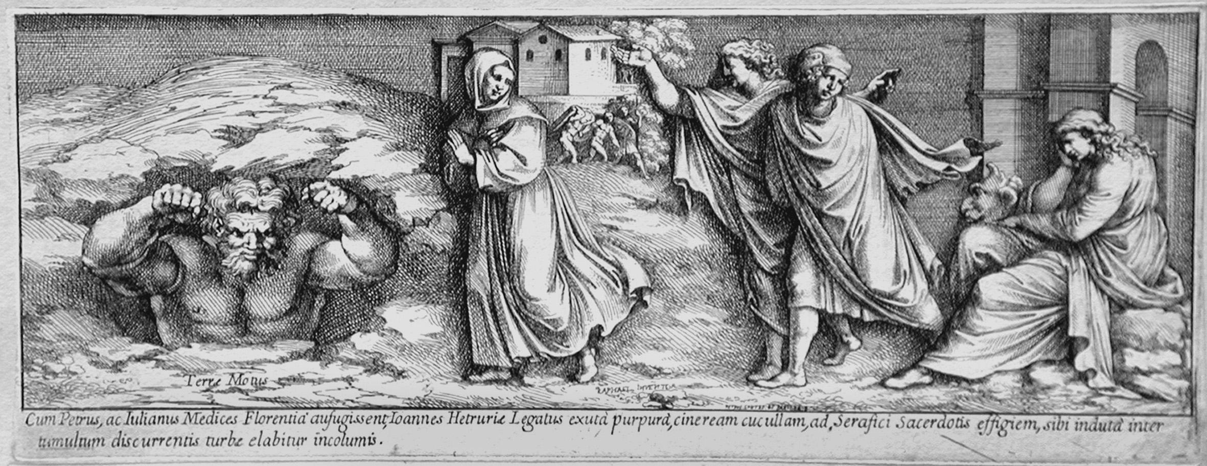 Bartoli P Santi; Cum Petrus, ac Iulianus..