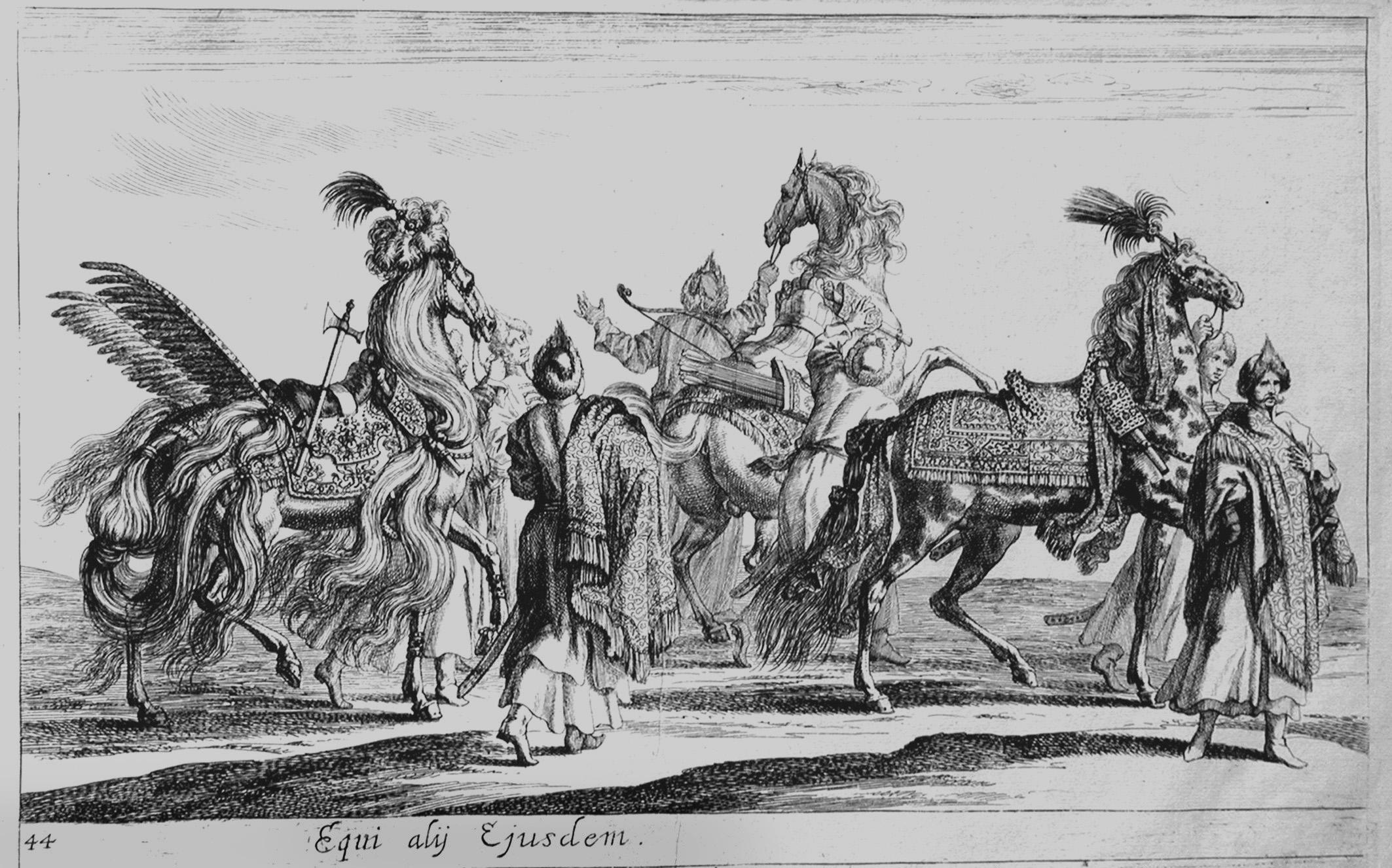 Eimmart GC; Sfilata di altri cavalli