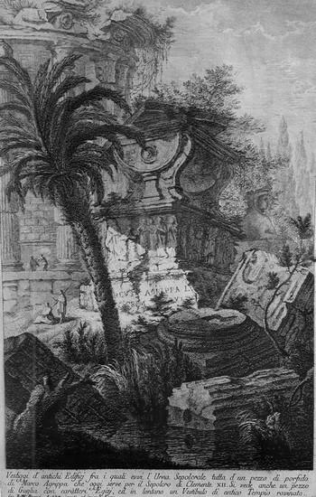 Piranesi GB; Vestiggi d'antichi Edifici - 350
