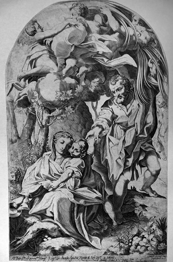 Brizio F; La Madonna della scodella - 350