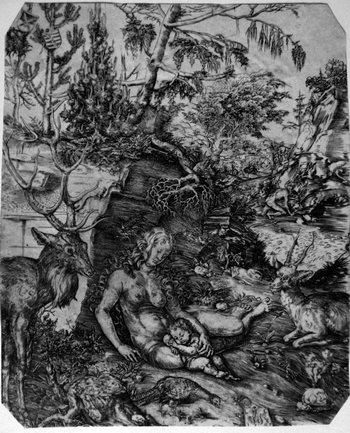 Cranach L; Penitenza S. Crisostomo-350