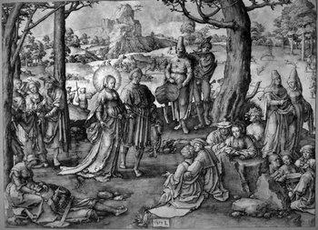 Van Leyden; La danza della Maddalena-350